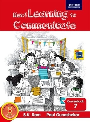 xford New Learning To Communicate Coursebook Class 7