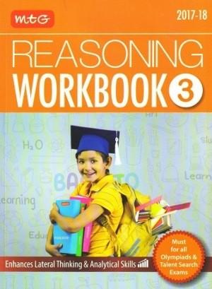 MTG Olympiad Reasoning Workbook Class 3