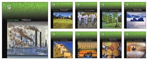 World Book Living Green Books