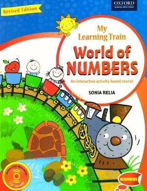 Oxford New My Learning Train World of Numbers Beginners