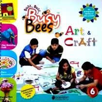 Acevision Busy Bees Art & Craft Class 6