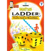 Maths Ladder Practice Book for Mental Maths Class 7