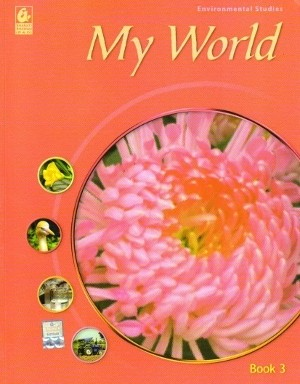 Bharati Bhawan My World Environmental Studies Book 3