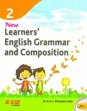 New Learner's English Grammar and Composition Class 2