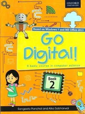 Oxford Go Digital Computer Science Book 2