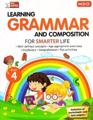 Learning Grammar and Composition For Smarter Life Class 4