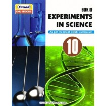 Frank Book of Experiments in Science Class 10