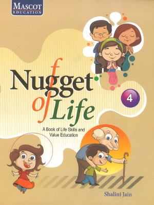 Mascot Education Nugget of Life Class 4