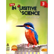 New Inquisitive Science For Class 3