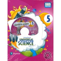 Pearson Active Teach Universal Science Class 5 by Natasha Mehta