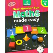 New Number Fun Maths Made Easy Class 5