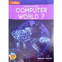 Collins Computer World Class 7