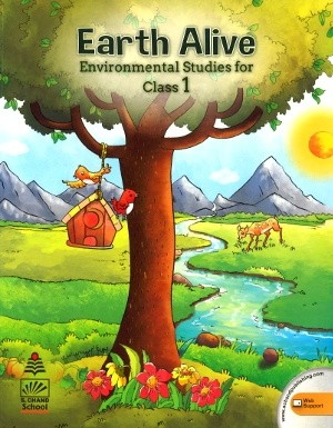 S chand Earth Alive Environmental Studies for Class 1