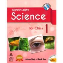 Lakhmir Singh Science For Class 1