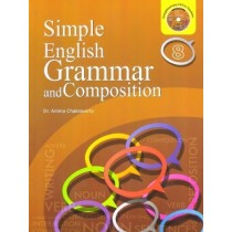Acevision Simple English Grammar and Composition Class 8