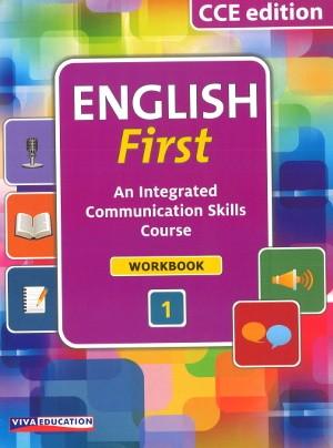 Viva English First Workbook 1