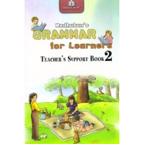 Madhubun Grammar For Learners Solution Book for Class 2
