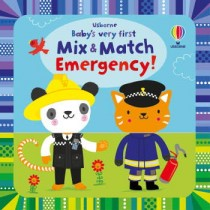 Usborne Baby's Very First Mix and Match Emergency!