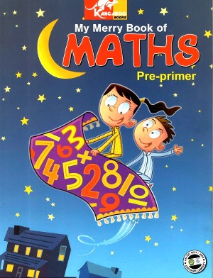 My Merry Book of Maths Pre-Primer