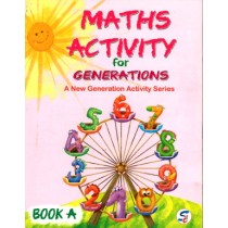 Maths Activity For Generations Book A
