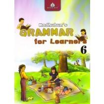 Madhubun Grammar For Learners Class 6