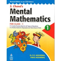 S.Chand's Mental Mathematics For Class 1
