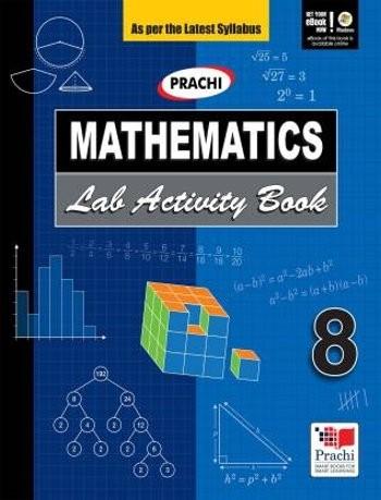 Prachi Mathematics Lab Activity Book For Class 8