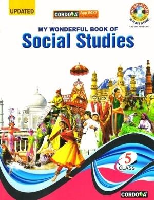 Cordova My Wonderful Book of Social Studies Class 5