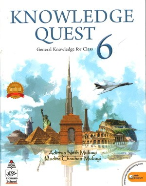 Knowledge Quest General Knowledge For Class 6