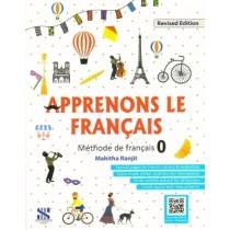 Apprenons Le Francais Methode de Francais 0