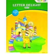 Next Education Letter Delight Book B - Primer A
