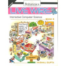 Britannica Live Wire Interactive Computer Science Class 6