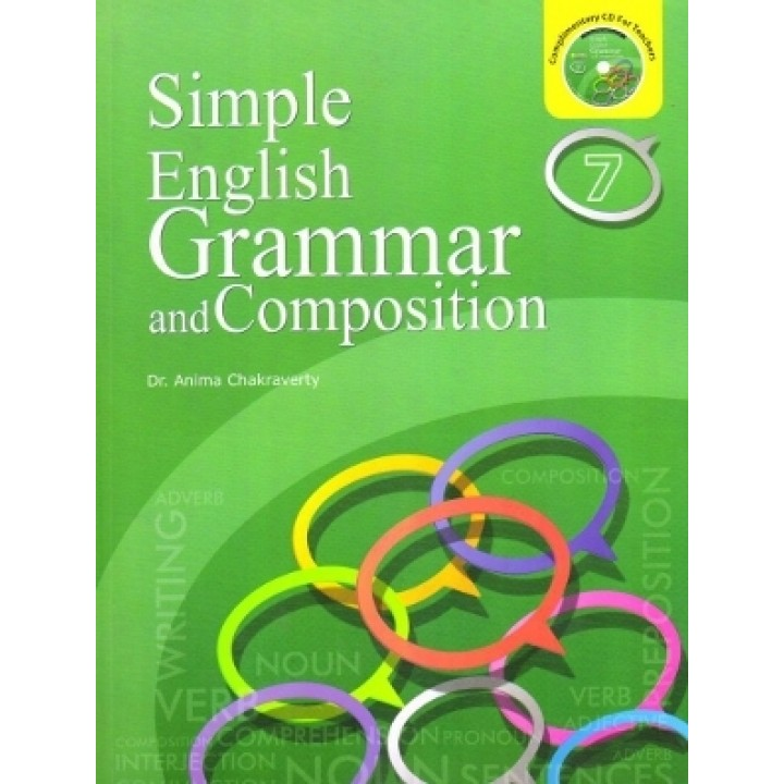 Acevision Simple English Grammar and Composition Class 7