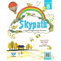 New Saraswati Skypath English Coursebook Class 8