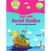 Sapphire Start With Social Studies Book 1