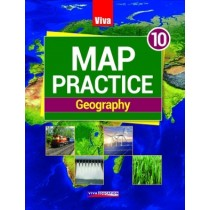 Viva Map Practice Geography Class 10