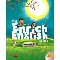 S chand The Enrich English Coursebook For Class 1