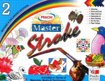 Prachi Master Stroke For Class 2