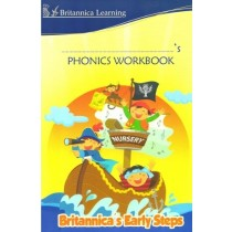 Britannica Early Steps Phonics Workbook For Nursery Class