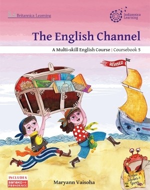 The English Channel Coursebook Class 5