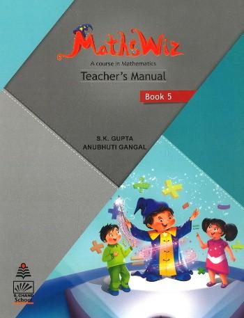 MathsWiz A Course In Mathematics Teacher's Manual Book 5