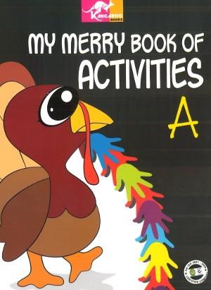 Kangaroo  My Merry Book of Activities A