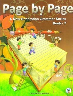 Page By Page A New Generation Grammar Book 7