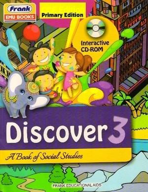Frank Discover Social Studies Class 3