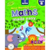 New Number Fun Maths Made Easy Primer B