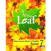 A New Leaf Main Course Book in English Class 7