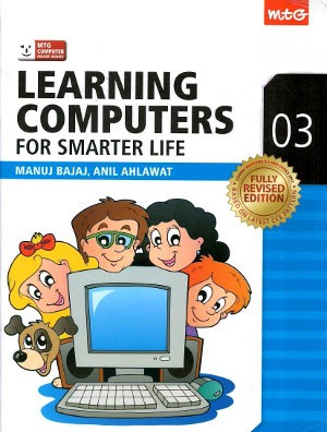MTG Learning Computers For Smarter Life Class 3