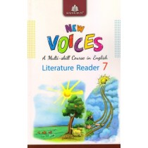 Madhubun New Voices English Literature Reader Class 7