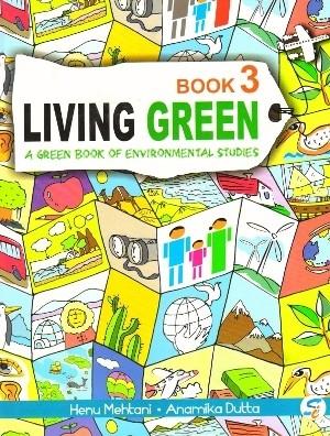 Living Green Environmental Studies Book 3