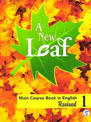 Sapphire A New Leaf Main Course Book in English For Class 1